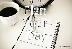 Your Day, Your Way...