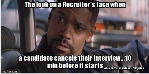 The Recruitment Gods.  Ignore them at your own peril!
