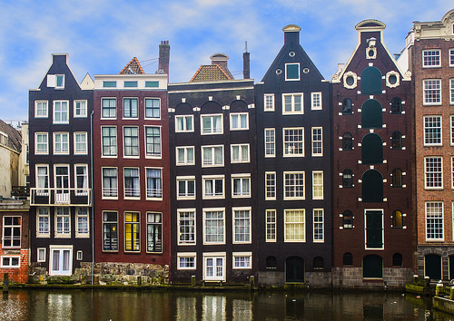 Amsterdam: city of sin or city of opportunity?
