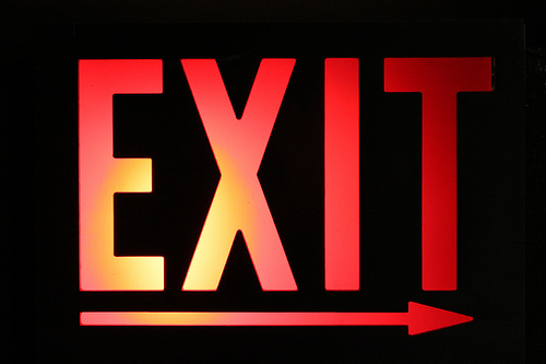 5 tips for a positive and professional exit!