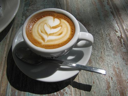 Café interviewing is not ok!