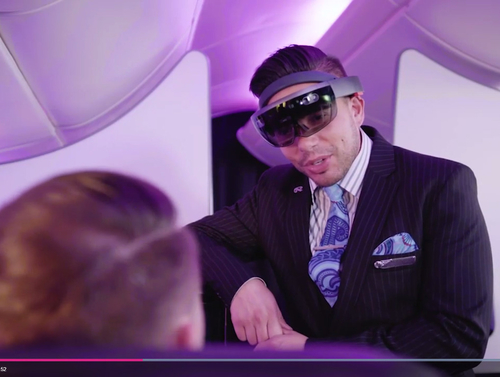 Air New Zealand to adopt AR on board