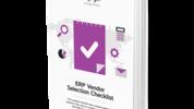 ERP Vendor Selection Checklist