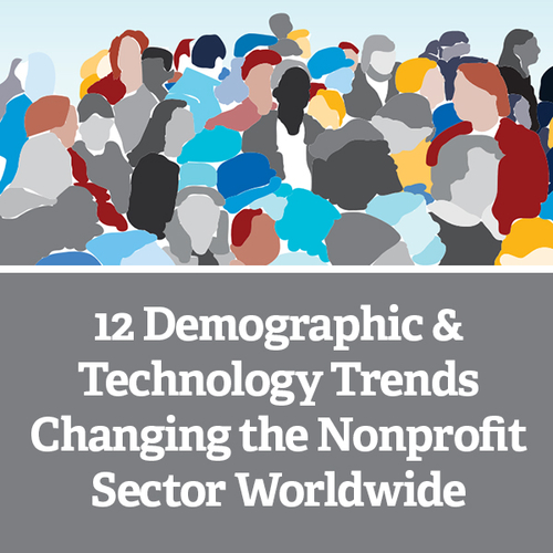 12 Demographic & Technology Trends Changing the Nonprofit Sector Worldwide