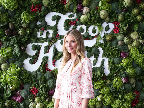 Gwyneth Paltrow's Goop reported to the regulators