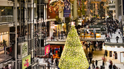 Small businesses and the December rush