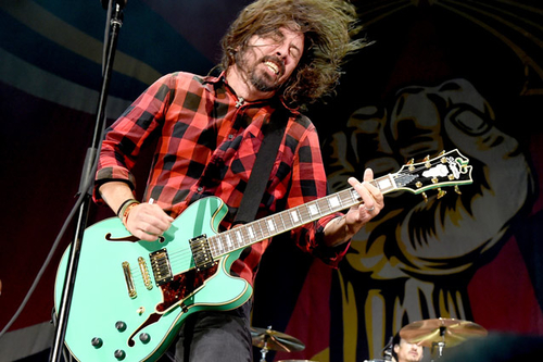 What can business learn from Dave Grohl?