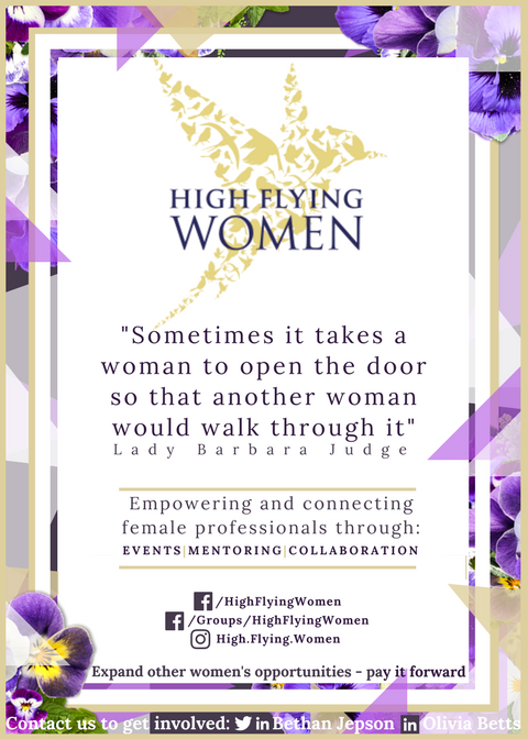 High Flying Women - EVENTS | MENTORING | COLLABORATION