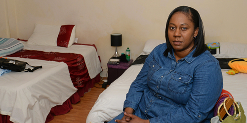 Huffington Post highlights plight of families living in unsuitable B&B accommodation