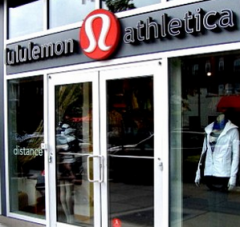 Lululemon Athletica and 7mesh announce partnership