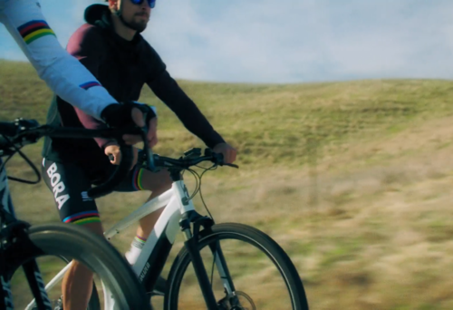 Peter Sagan stars in brilliant Specialized commercial