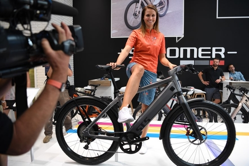 E-bike market continues to grow