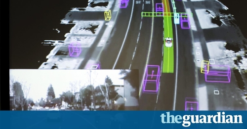 How will our cities cope with driverless cars?
