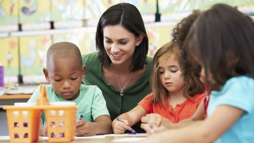 30 hours of Free Pre-school Childcare