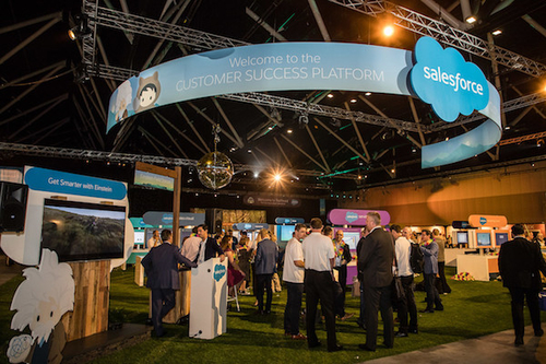 My guide to The Salesforce World Tour