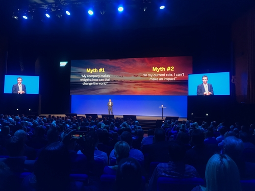 SAP Ariba Live Takeaways: supply/demand, diversity, change, automation and Amazon