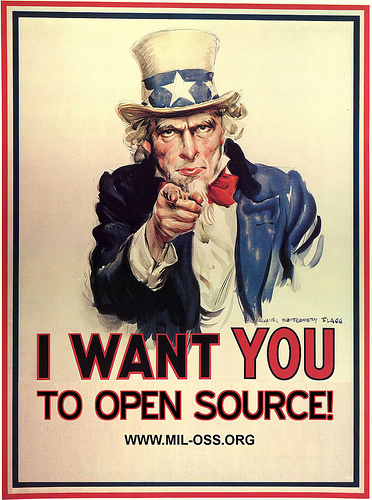 Is Open Source the way forward?