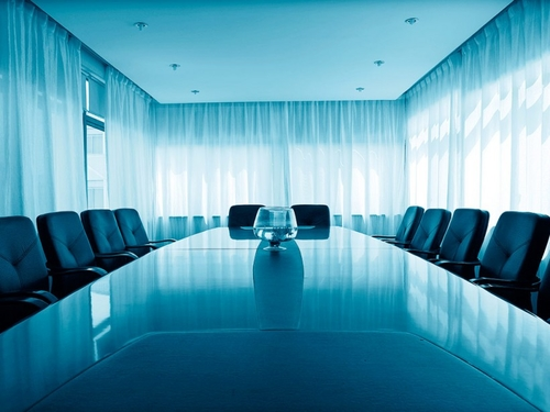 Equality in the Boardroom...