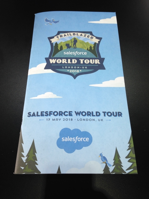 Salesforce World Tour; Here's What Actually Happened!