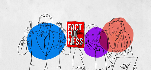 Factfulness and why chimpanzees make better decisions than humans