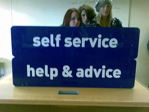 Is self-service BI a curse?