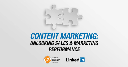 How Content Marketing Is The Key To Unlocking Sales & Marketing Alignment