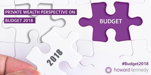 Budget 2018 - Damp Squib?
