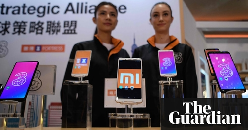 Xiaomi making waves in the West