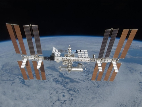 Patents filed for space station research