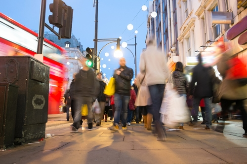 London is Europe's No 1 shopping destination