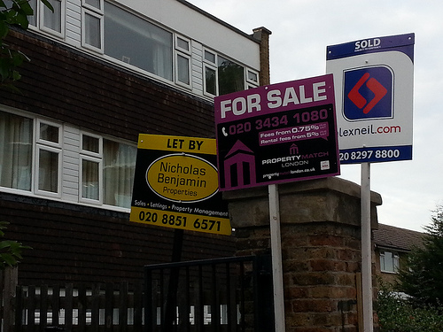 More landlords in UK now using letting agents