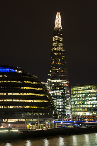 Office take-up in Central London up 23%