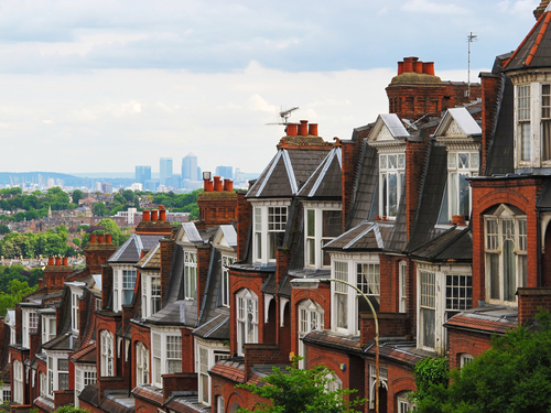 London residential rent on recovery path - HomeLet