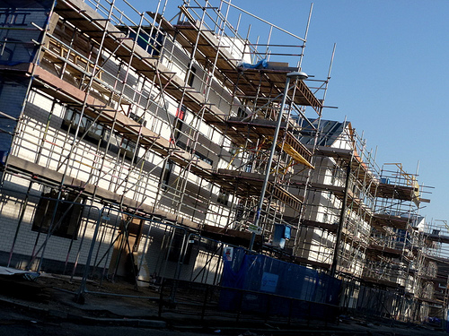 New builds are 92% of affordable homes in England