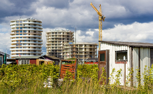 Housing supply increased by 15% in England