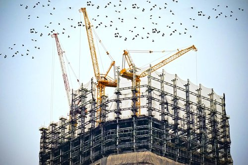UK construction sector buoyant – RICS