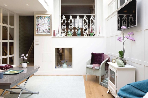 Marvellous mews! How a redesign transformed one Central London property