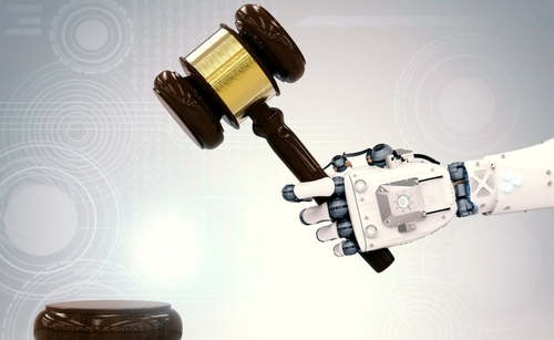 The robot lawyers are here, winning and with no need to buy them expensive wine to celebrate.
