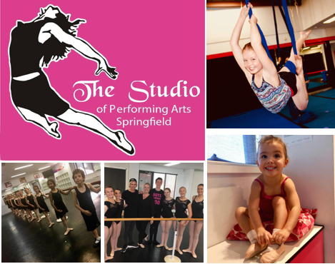 Guest Blog - Danielle Lennon The Studio of Performing Arts Springfield