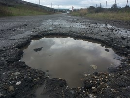Pot Holes… A Fleet Managers Nightmare