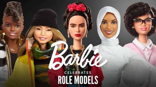 Barbie #RoleModels