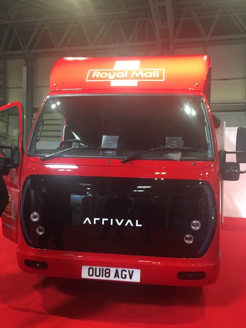 Arrival has certainly arrived - Fleet Live 2018