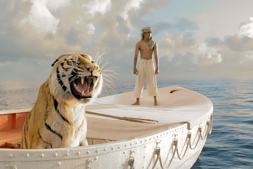 Comparison: Life of Pi & Life at PIE...