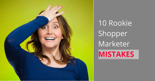 10 Shopper Marketing Sins