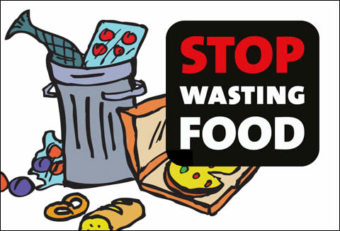 Food waste - are you a culprit or not?