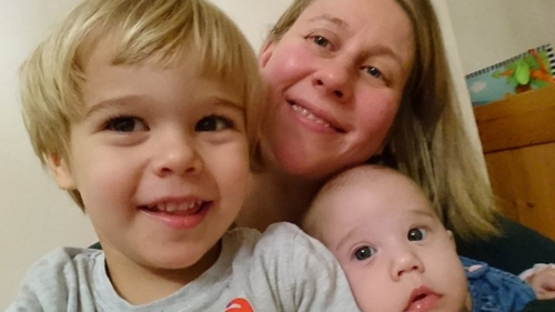 Eviction threat over complaints about crying baby