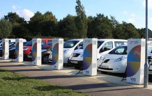 New report: Returns on EV infrastructure investment far outweigh costs