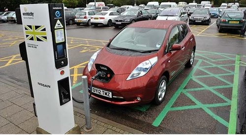 Only 50 ultra-rapid charger locations needed to 'fix range anxiety' says National Grid lead