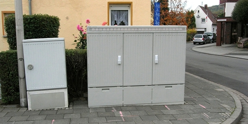 Germany is getting 12,000 new electric car charging stations by converting distribution boxes