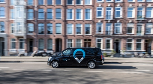 ViaVan Ride-Sharing Service Launched In London